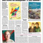 Des livres en Beaujolais : c'est samedi ! - Le Patriote