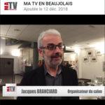 Rendez-vous au 5e salon Des Livres en Beaujolais – Ma TV en Beaujolais
