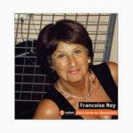 Françoise Rey Marraine du 5e salon Des Livres en Beaujolais