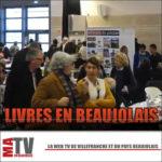 Retour en images sur le salon des livres en beaujolais 2018